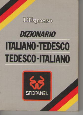 Dizionario Italiano-tedesco tedesco-italiano