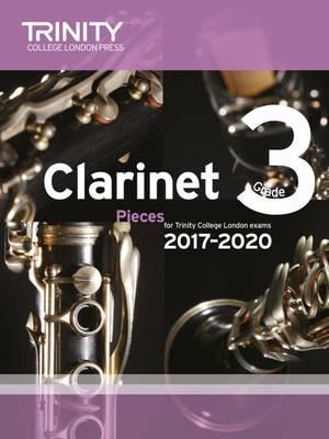 Clarinet Exam Pieces Grade 3 2017 2020 (Score & Part)