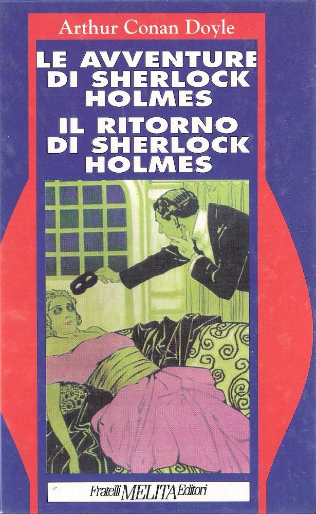 Le avventure di Sherlock Holmes - Il ritorno di Sherlock Holmes