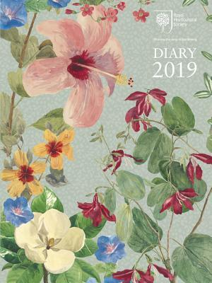 The Royal Horticultural Society Desk Diary 2019