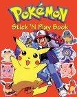 Pokemon Stick 'N Play Book