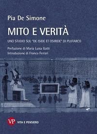 Mito e verità. Uno studio sul «De Iside et Osiride» di Plutarco