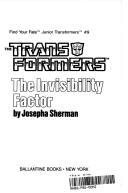 The invisibility factor