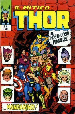 Il Mitico Thor n. 56