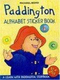 Paddington Alphabet Sticker Book