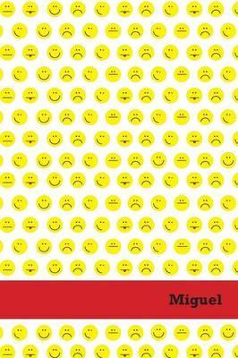 Etchbooks Miguel, Emoji, Wide Rule