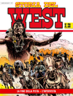Storia del West n. 38 (Ristampa)