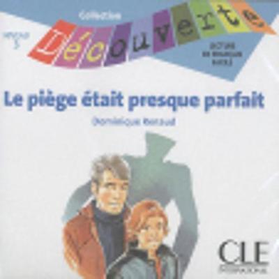 CD Individuel le Piege Etaitpresque Parfait Niveau 3 - Collection Découverte