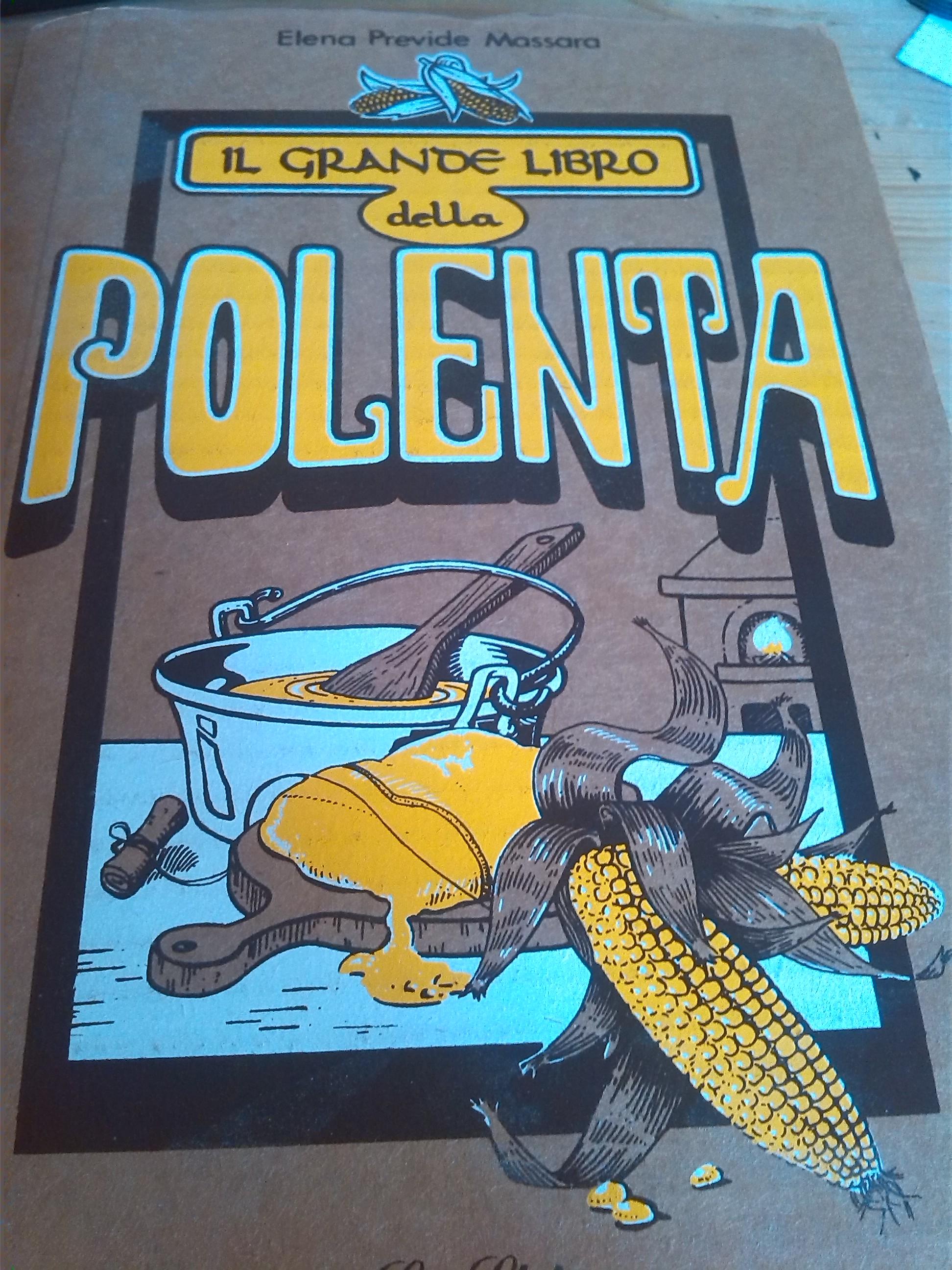 Il grande libro della polenta