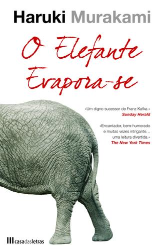O elefante evapora-s...