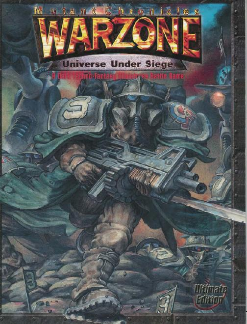 Mutant Chronicles Warzone