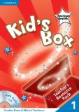 Kid's Box American English Level 1 Teacher's Resource Pack with Audio CD