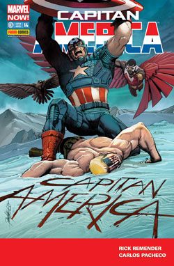 Capitan America #14 Marvel Now!