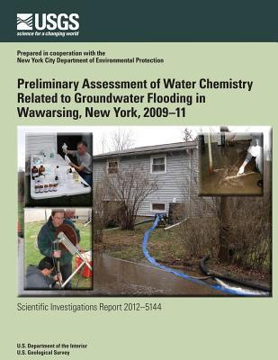 Preliminary Assessment of Water Chemistry Related to Groundwater Flooding in Wawarsing, New York, 2009-11