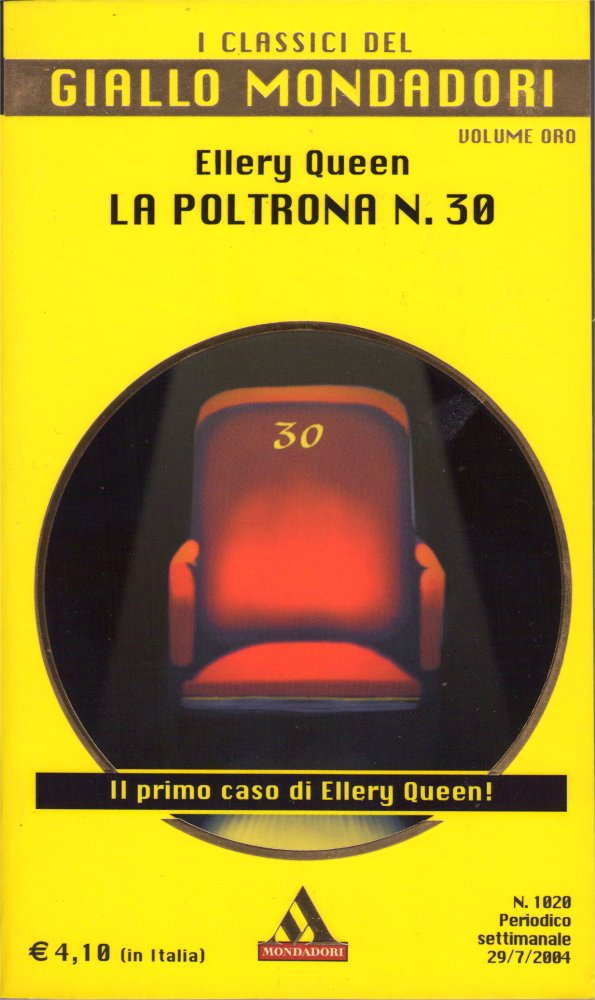 La poltrona n. 30