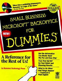 Small Business Microsoft BackOffice for Dummies