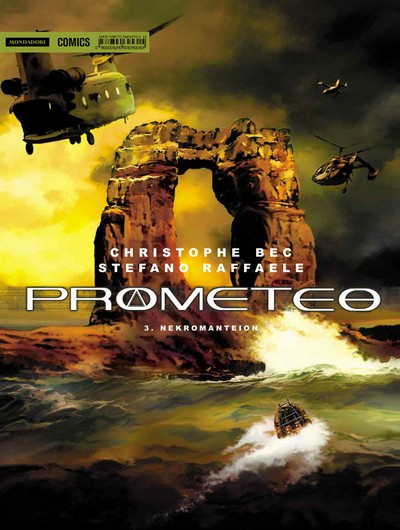 Prometeo vol. 3: Nekromanteion