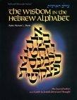 The Wisdom in the Hebrew Alphabet