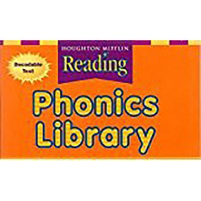 Ice Cream, Phonics Library Take Home Level 2, Set of 5