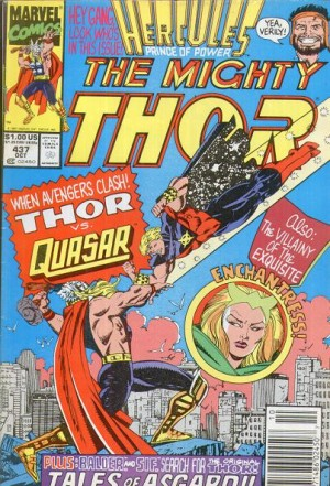 The Mighty Thor Vol....