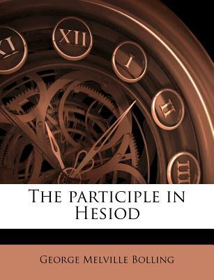 The Participle in Hesiod