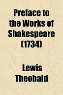 Preface to the Works of Shakespeare (1734)