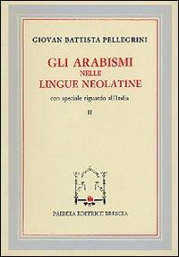 Gli arabismi nelle lingue neolatine
