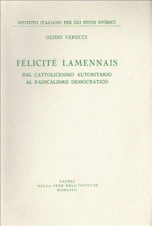 Félicité Lamennais
