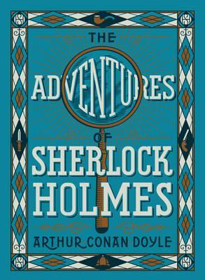 The Adventure of Sherlock Holmes (Barnes & Noble Leatherbound Children's Classics)