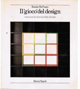 Il gioco del design:...