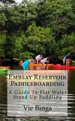 Embsay Reservoir Paddleboarding