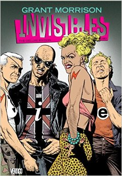 The Invisibles: The Deluxe Edition, Vol. 3