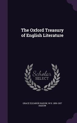 The Oxford Treasury of English Literature