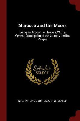 Marocco and the Moor...