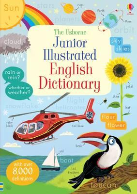 Junior illustrated english dictionary. Ediz. illustrata