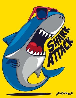 Shark Attack Sketchbook