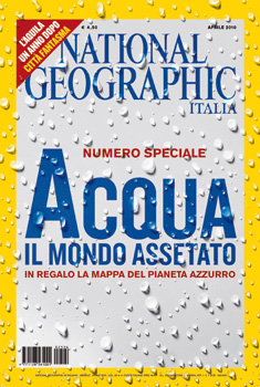 National Geographic Italia vol. 25, n. 4 (Aprile 2010)