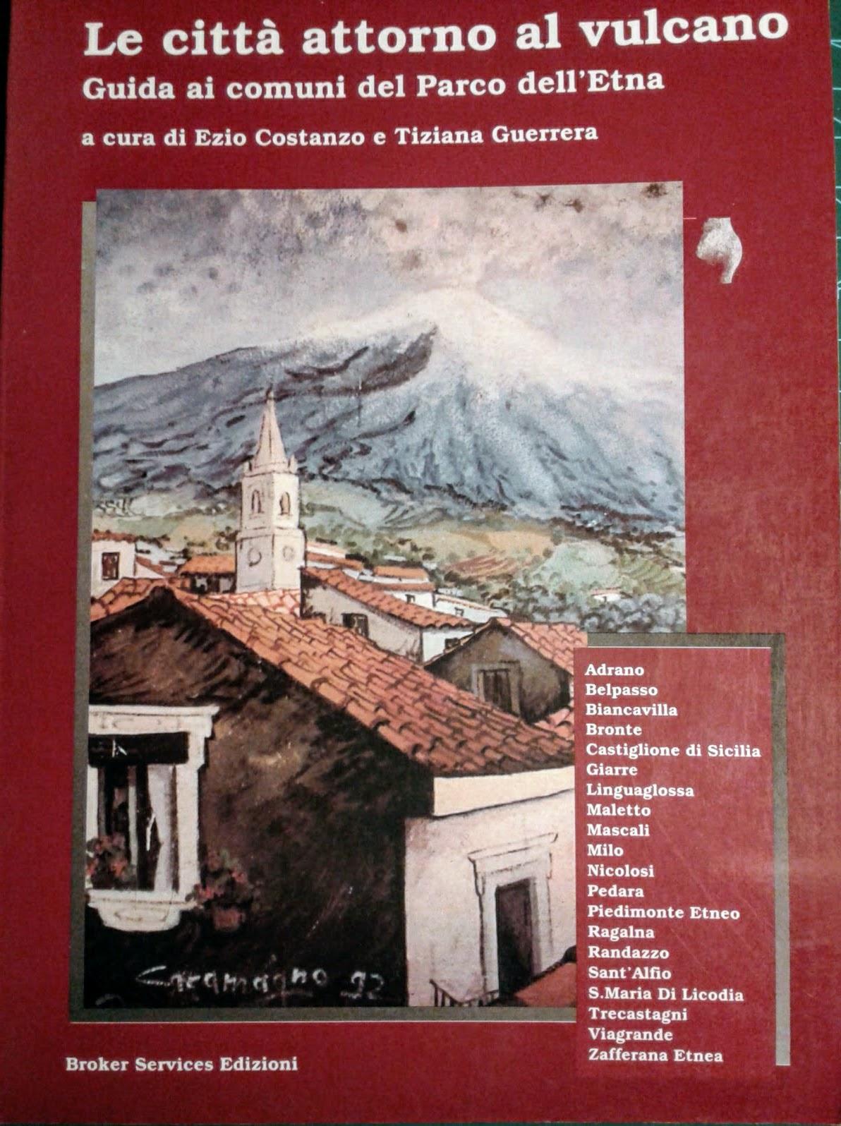 Le città attorno al vulcano