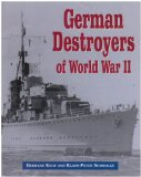 German destroyers of...