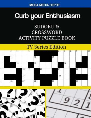 Curb your Enthusiasm Sudoku and Crossword Activity Puzzle Book