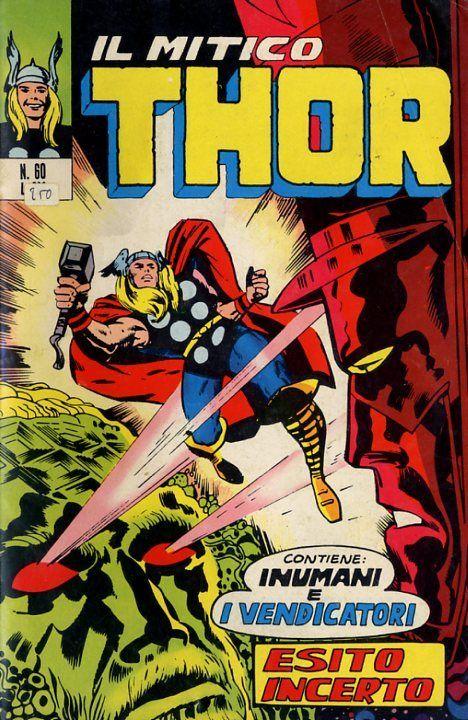 Il Mitico Thor n. 60