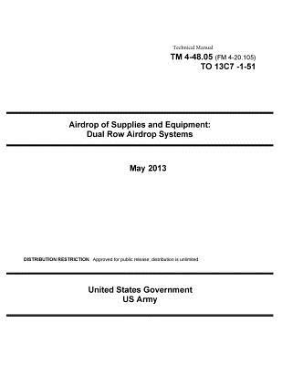 Technical Manual Tm 4-48.05 Fm 4-20.105 to 13c7-1-51 Airdrop of Supplies and Equipment