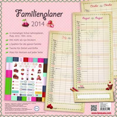 Kitchen Familienplan...