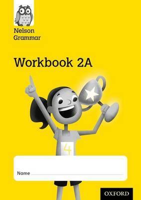 Nelson Grammar Workbook 2A Year 2/P3 Pack of 10