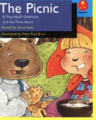The Picnic: A Play About Goldilocks and the Three Bears
