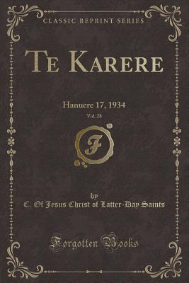 Te Karere, Vol. 28