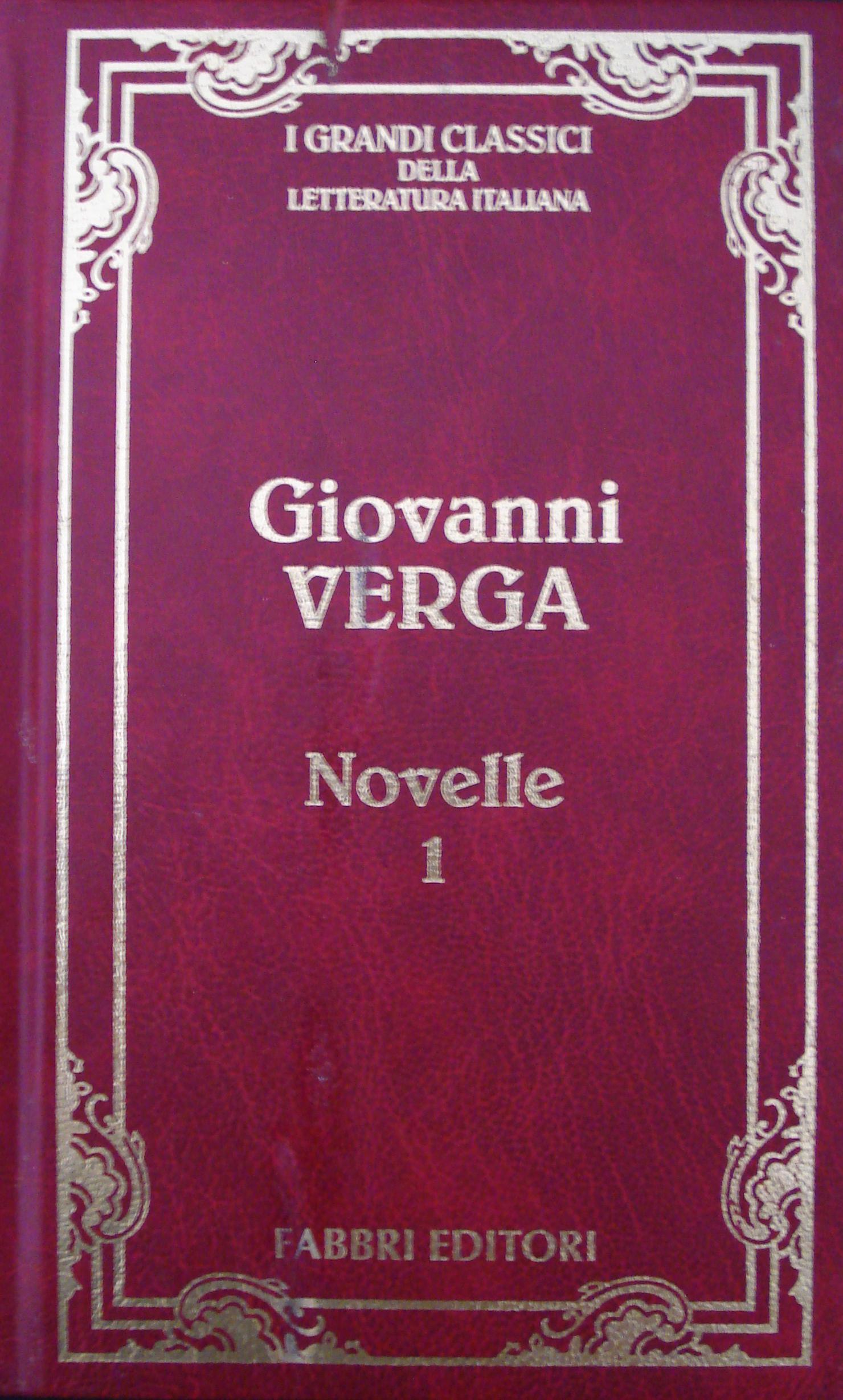 Novelle vol.1