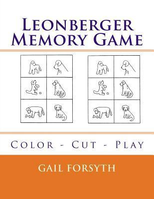 Leonberger Memory Ga...