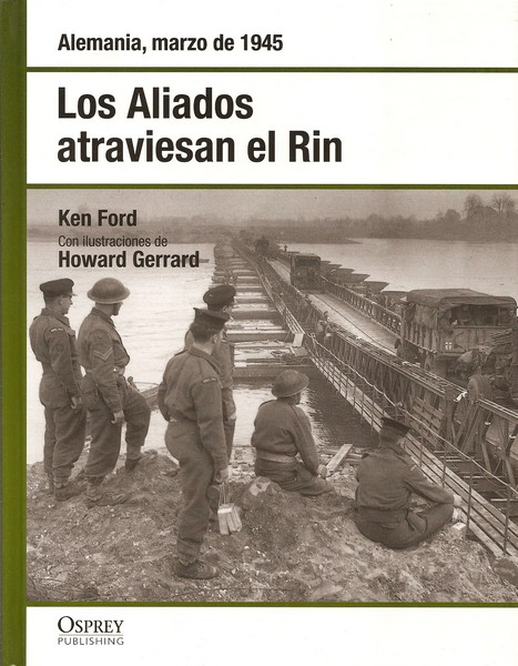 Los Aliados atraviesan el Rin