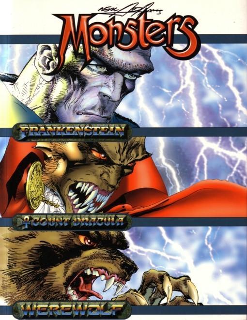 Neal Adams Monsters